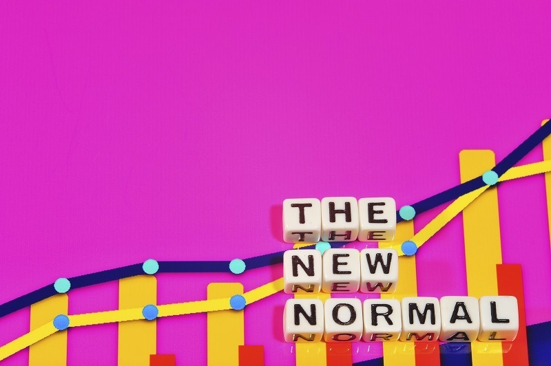 An enthusiastic team in the 'new normal' of your accountancy firm